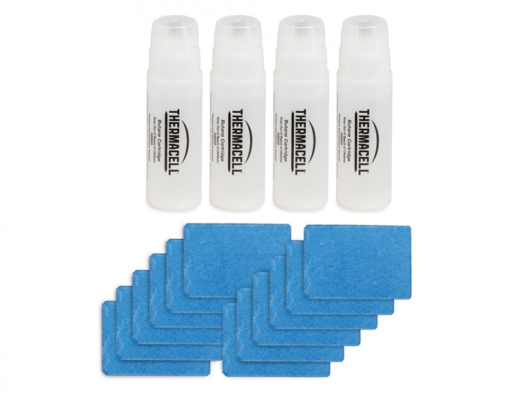 Halo Mosquito Repeller Refill Pack by ThermaCELL - 3