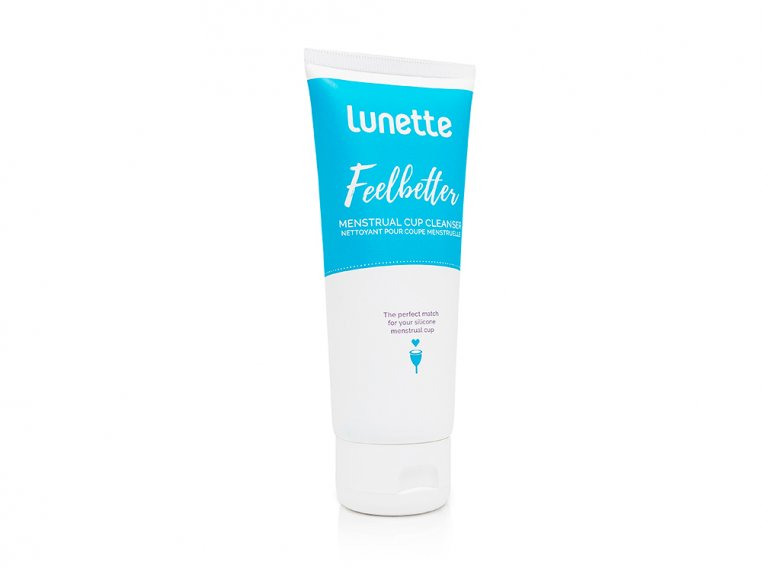 Feelbetter Cup Cleanser by Lunette - 1