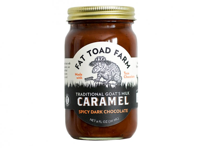 Goat's Milk Caramel Duo - Pick Two by Fat Toad Farm - 6