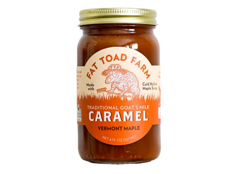 Goat's Milk Caramel Duo - Pick Two by Fat Toad Farm - 8