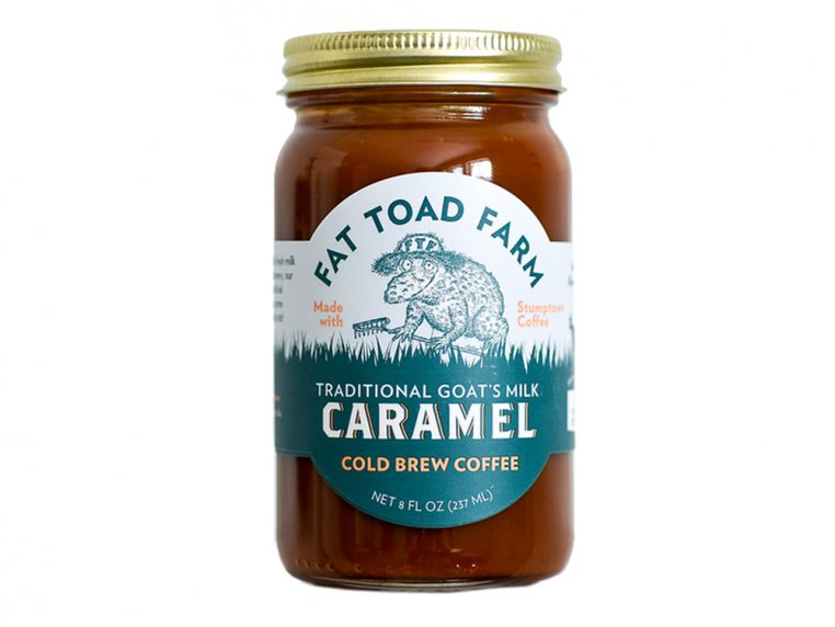 Goat's Milk Caramel Duo - Pick Two by Fat Toad Farm - 7