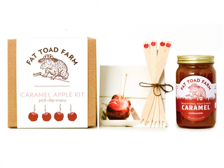 Caramel Apple Kit by Fat Toad Farm - 3