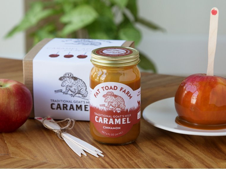 Caramel Apple Kit by Fat Toad Farm - 1