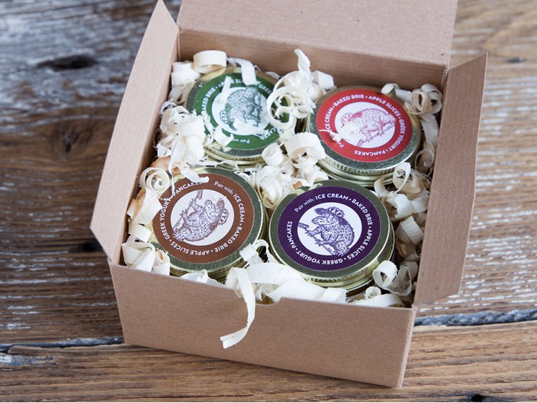 Toadally Cute Gift Box Set by Fat Toad Farm - 2