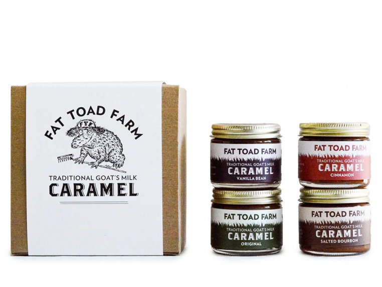 Toadally Cute Gift Box Set by Fat Toad Farm - 3