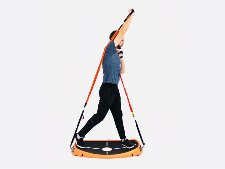 Golf Power Swing & Exercise Trainer by Orange Whip - 5
