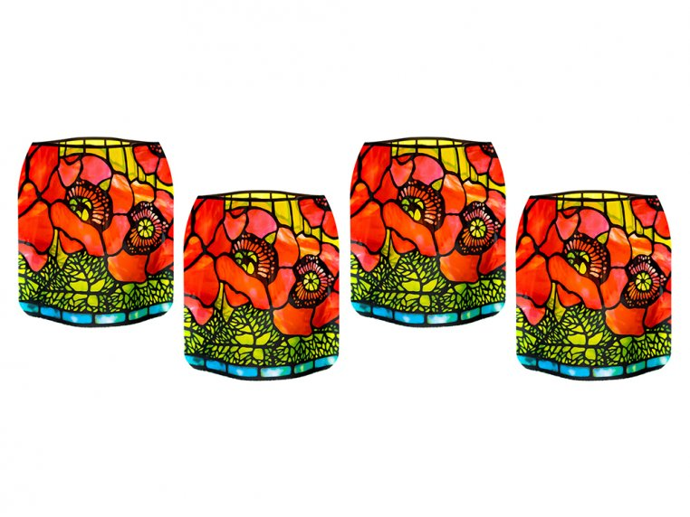 Expandable LED Lantern - 4 Pack by Modgy - 13