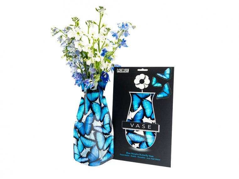 Expandable and Collapsible Vase by Modgy - 1