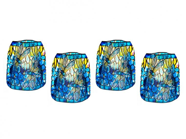 Expandable LED Lantern - 4 Pack by Modgy - 1