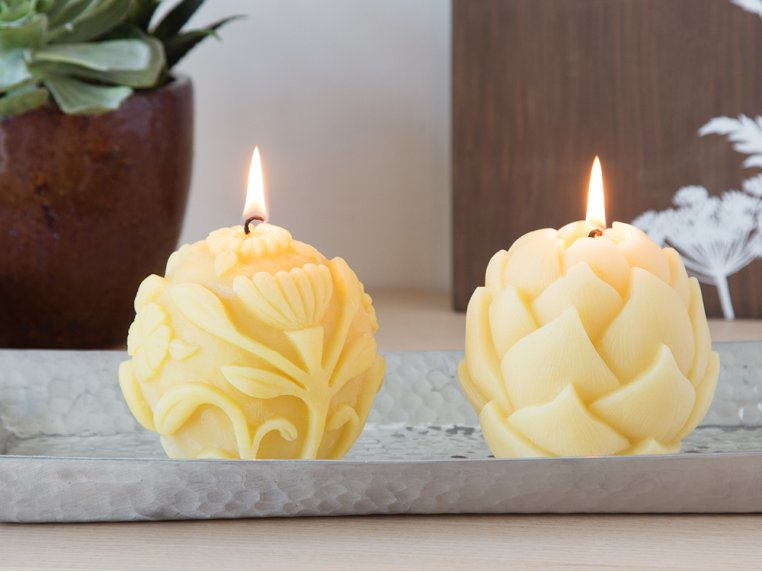 Sphere Candles by Big Dipper - 2