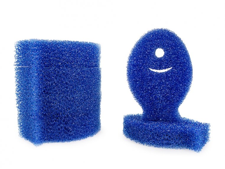 Scratch-Free Odor-Resistant Scrubber - Scrubber - 6-Pack by DishFish - 1