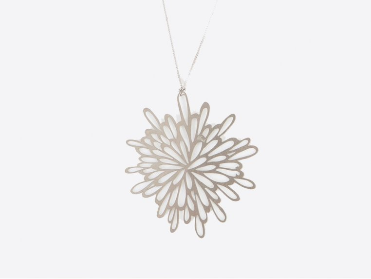 Starburst Pendant Necklace by Pop-Out Jewelry - 5