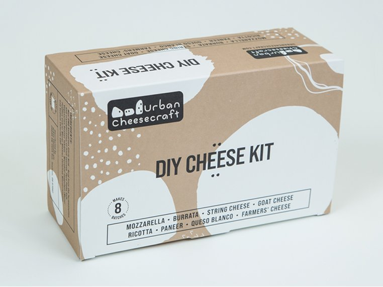 Deluxe Cheese Making Kit by Urban Cheesecraft - 3