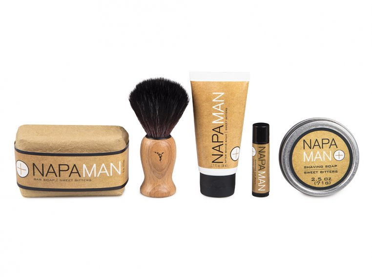 NapaMan Gift Set by Napa Soap Company - 4