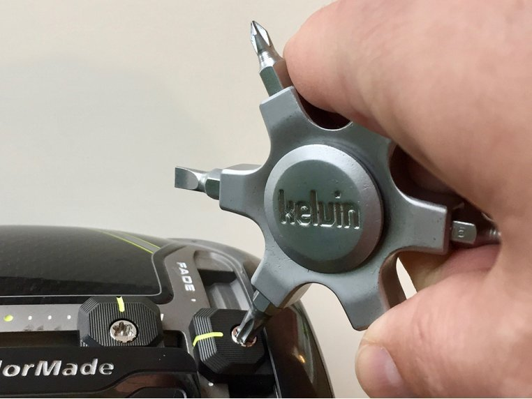 kelvin.007 Spinner Multi Tool by Kelvin Tools - 1