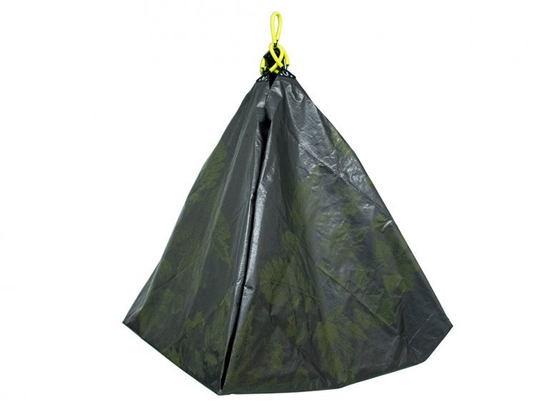 Clean-Up Canvas Tarp with Handles by Allsop Home & Garden - 5