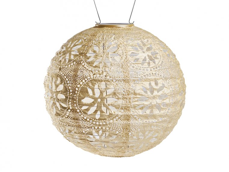 Soji Stella Solar Boho Lantern by Allsop Solar Lighting - 4