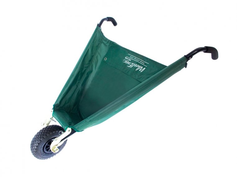 WheelEasy Foldable Canvas Wheelbarrow by Allsop Home & Garden - 5