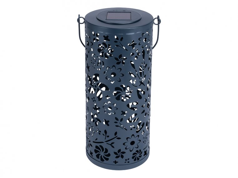 Punched Metal Bloom Lanterns by Allsop Home & Garden - 5