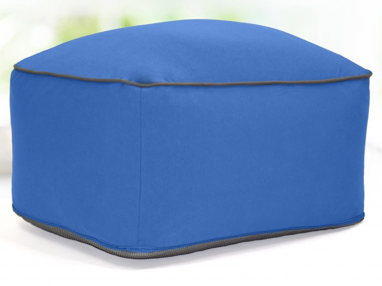 Zoola Outdoor Bean Bag Ottoman by Yogibo - 1