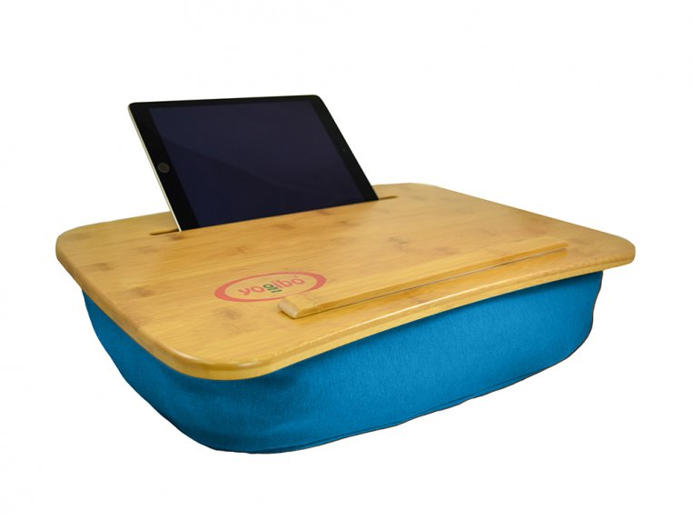 Traybo Bean Bag Tablet & Laptop Tray by Yogibo - 4