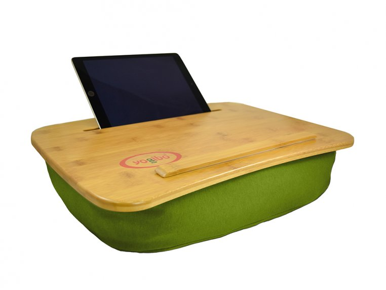 Traybo Bean Bag Tablet & Laptop Tray by Yogibo - 5