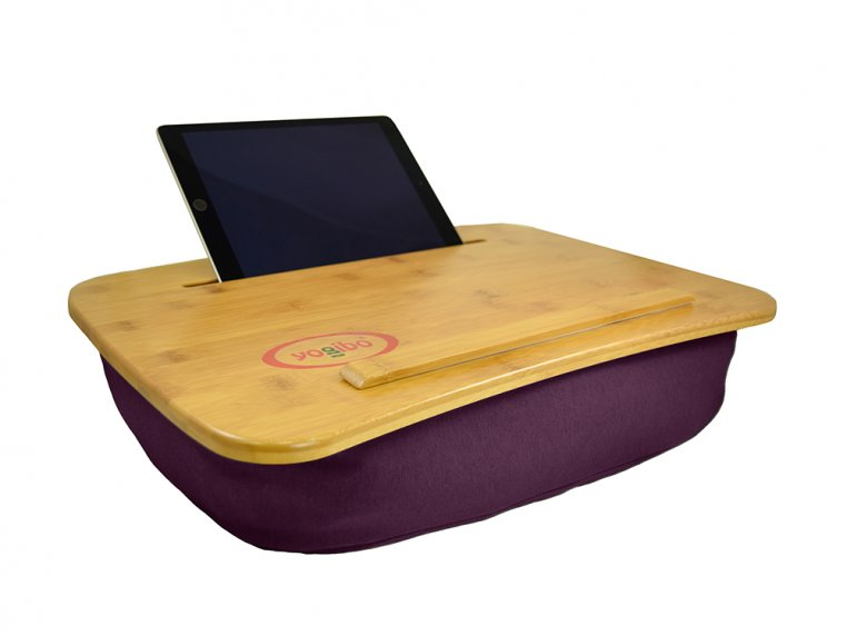 Traybo Bean Bag Tablet & Laptop Tray by Yogibo - 6