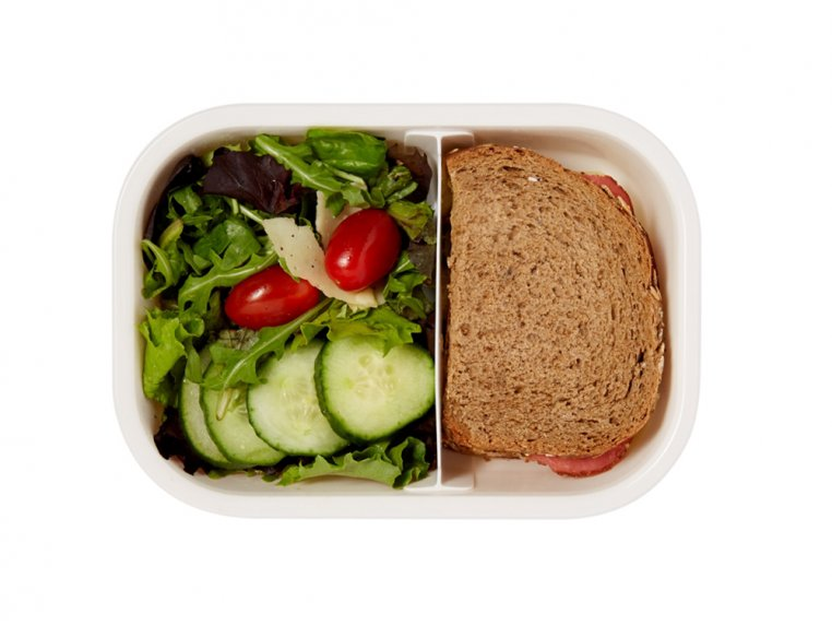 Lunch Box Rectangle by black + blum - 2