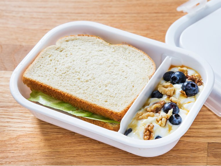 Lunch Box Rectangle by black + blum - 1