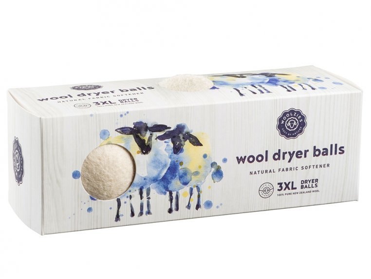 Pure Wool Dryer Balls by Woolzies - 4