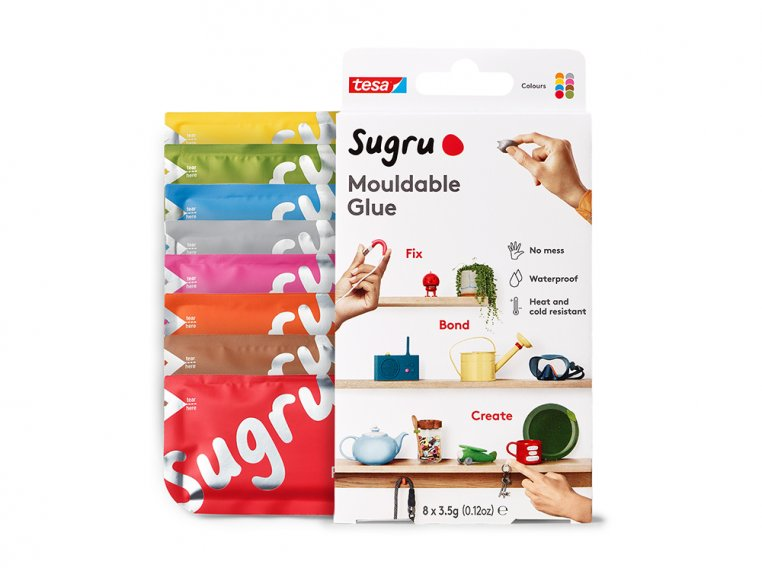 Moldable Rubber Mini Packs by sugru - 7