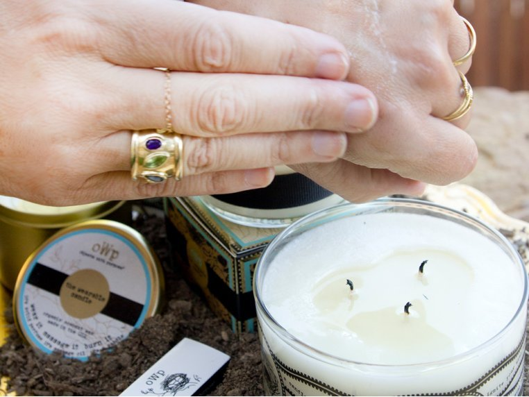 Wearable Candles by Objects with Purpose - 3