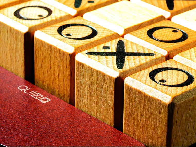 Quixo Wooden Strategy Board Game by Gigamic - 2