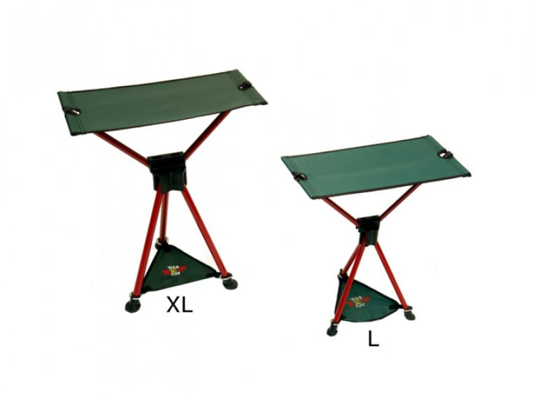 Tri Lite Folding Stool by Byer of Maine - 2