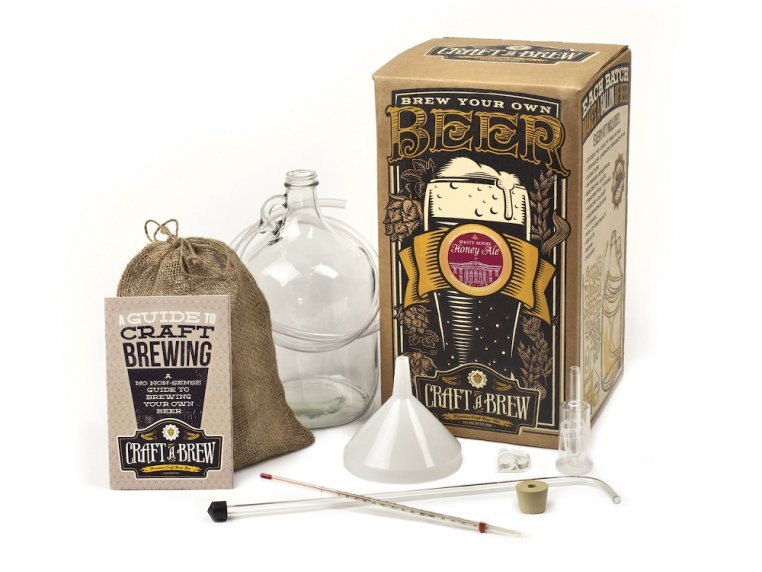 Premium Beer Making Kit by Craft a Brew - 4