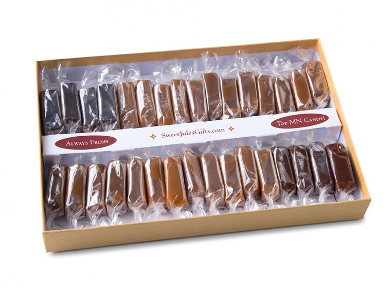 Mixed Sampler by Sweet Jules Caramels - 3