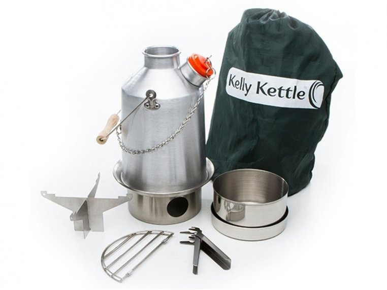 Scout Complete Kit - Aluminum by Kelly Kettle - 3