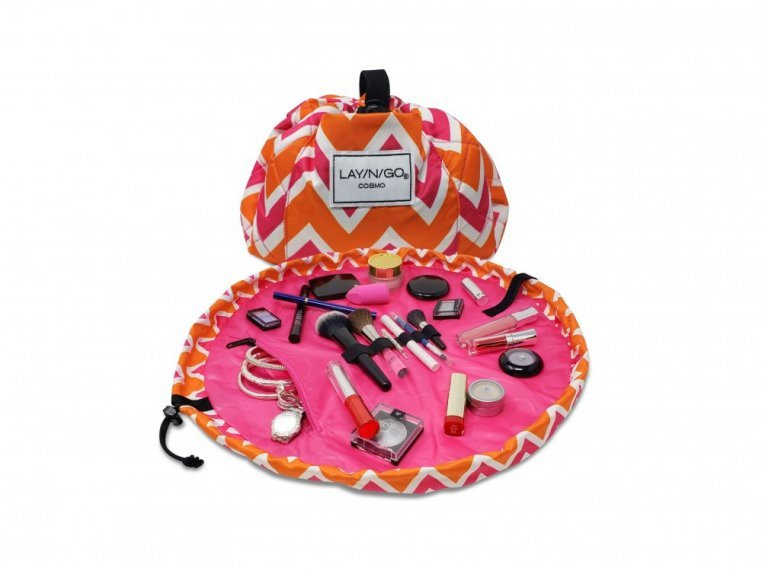 Drawstring Cosmetic Case by Lay-n-Go Cosmo - 9