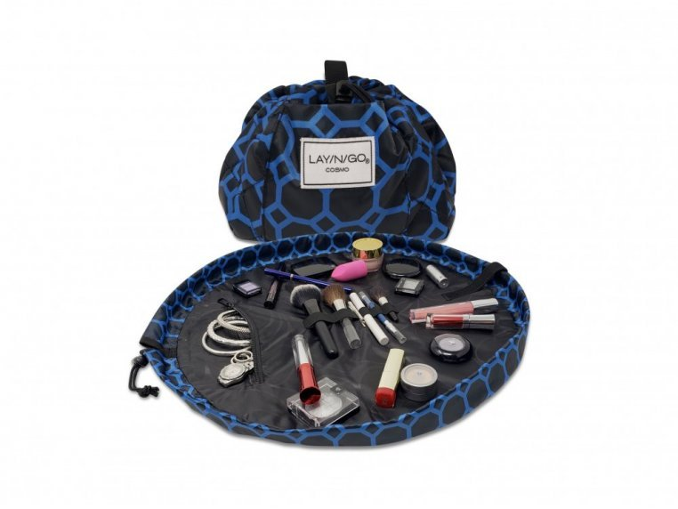 Drawstring Cosmetic Case by Lay-n-Go Cosmo - 10