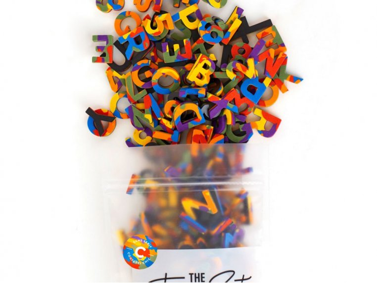 Modern Magnetic Letters by The Type Set Co. - 8