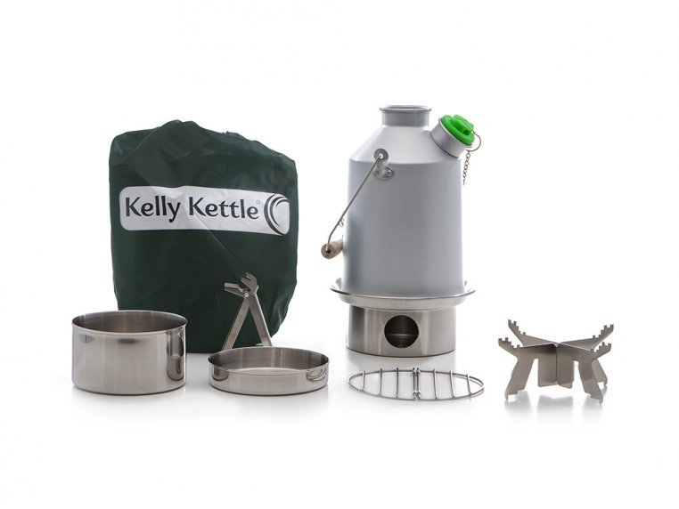Scout Complete Kit - Aluminum by Kelly Kettle - 1