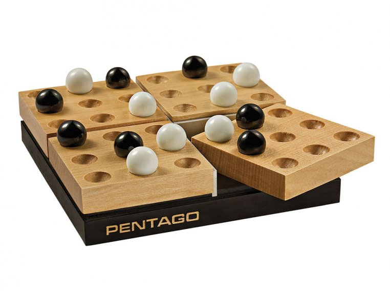 Pentago Strategy Board Game by Continuum Games - 8