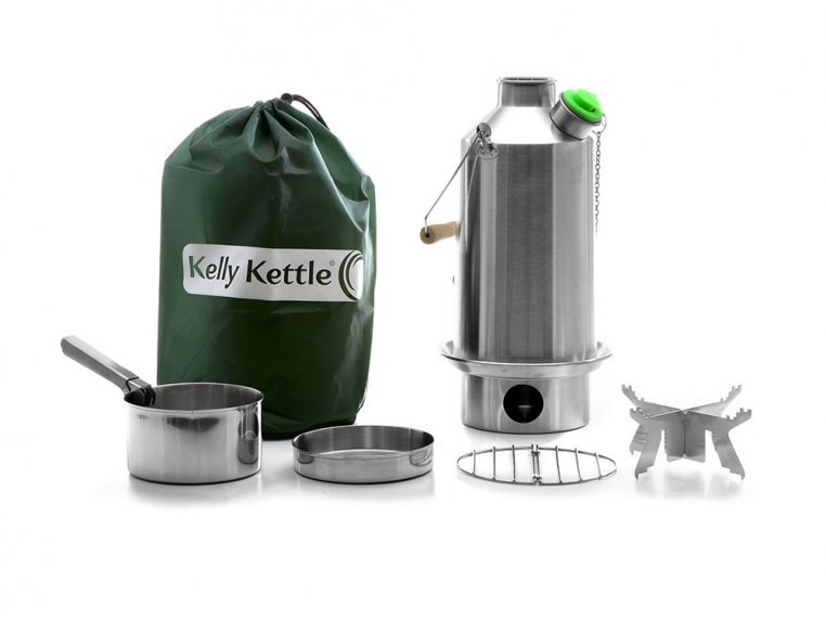 Base Camp Kit - Stainless Steel by Kelly Kettle - 1