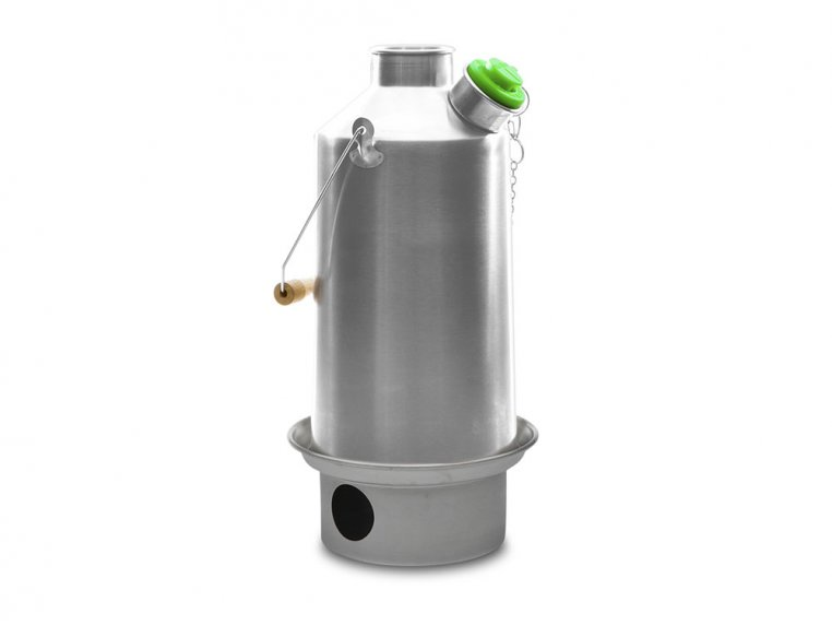 Base Camp Kit - Stainless Steel by Kelly Kettle - 2