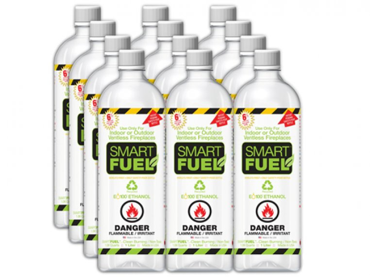 SmartFuel by Anywhere Fireplace - 1