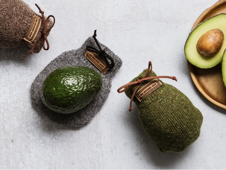 Wool Avocado Ripener by The Avocado Sock - 2