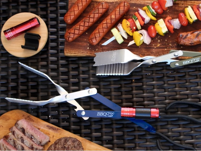 3-in-1 BBQ Tool by BBQ Croc - 6