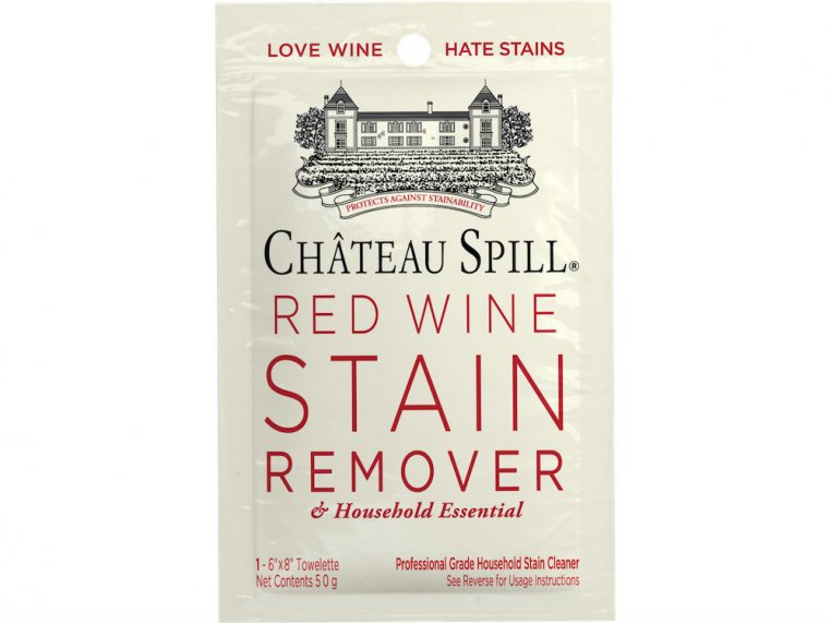 Chateau Spill Red Wine Stain Remover Kit by The Hate Stains Co. - 5