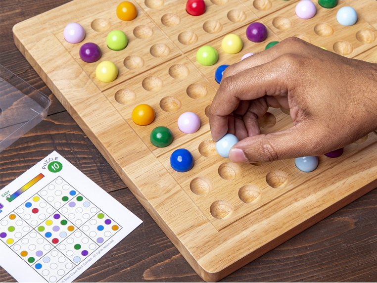 Sudoku in Color Board Game by ColorKu - 3