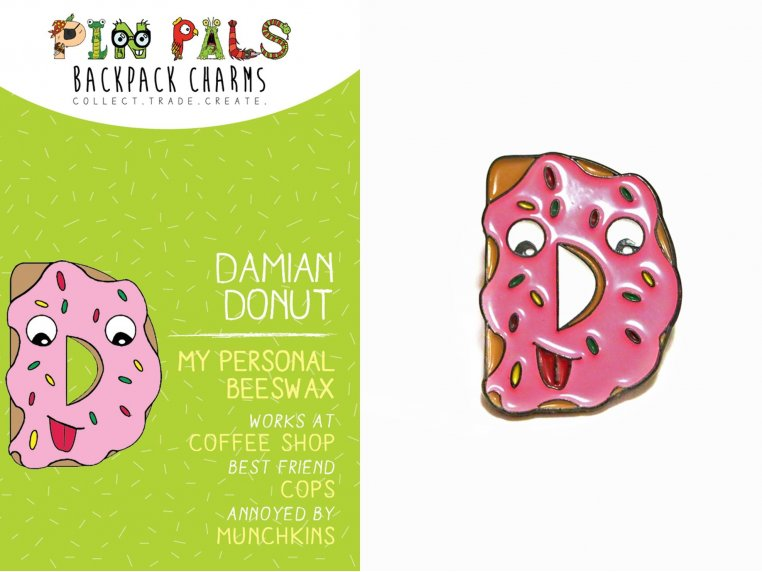 Alphabet Pins by Pin Pals - 53